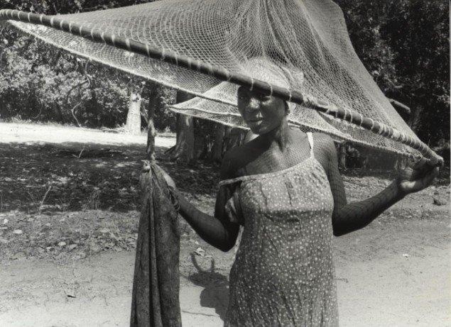 Kirsten Klein: Hjemad efter fiskeri, Guinea Bissau. Foto: Kirsten Klein