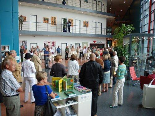 Kulturforum Würth, Kolding. Fra udstillingen Klaus Zylla - fabula & figurer. Foto: Kulturforum Würth