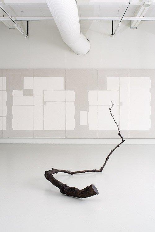 Tina Maria Nielsen installationsview. Foto: Anders Sune Berg