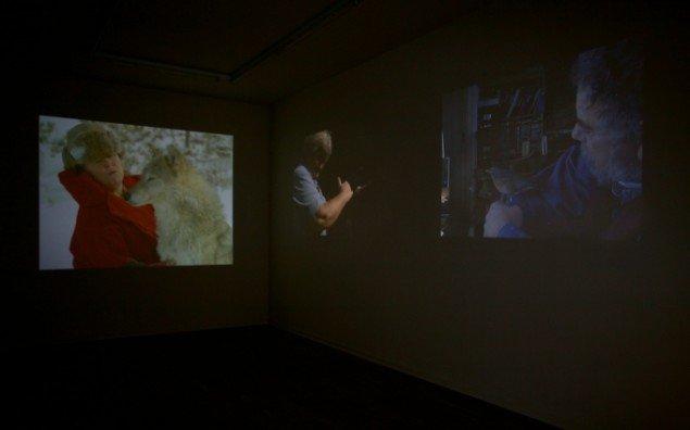 Marika Seidler: Installationsview
