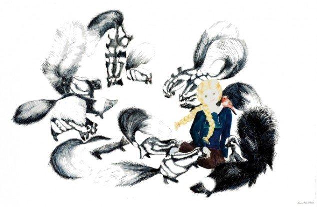 Marika Seidler: Skunk