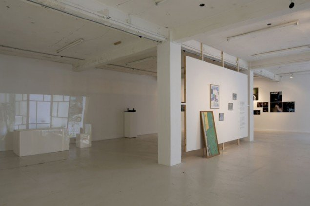 Installationsview fra udstillingen. (Foto: Anders Sune Berg)