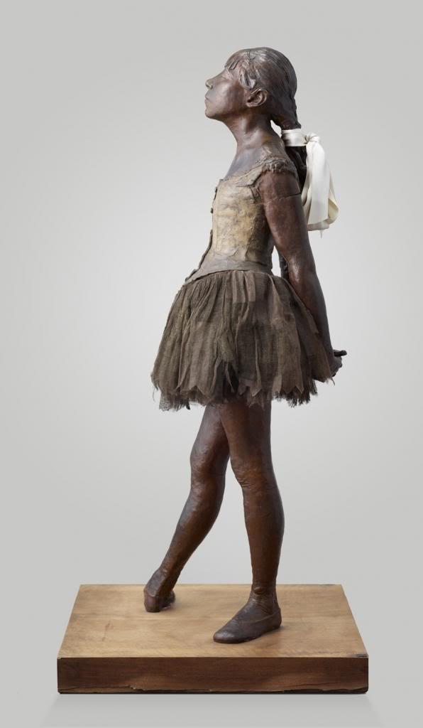 Degas, Dancer. Ny Carlsberg Glyptotek