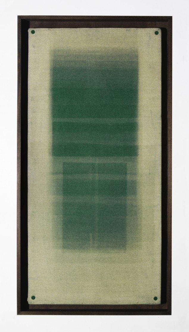 Tom Lovelace: Forms in Green Hackney No.02. Pressefoto