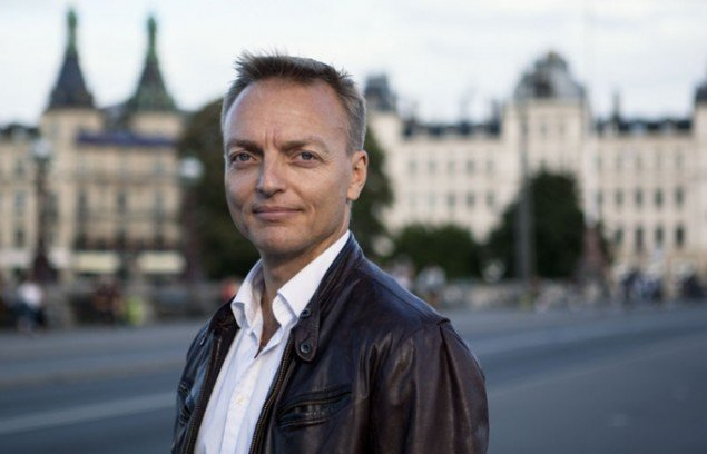 Projektlederen for IMAGES festivalen, Mikkel Harder Munck-Hansen. (Pressefoto)