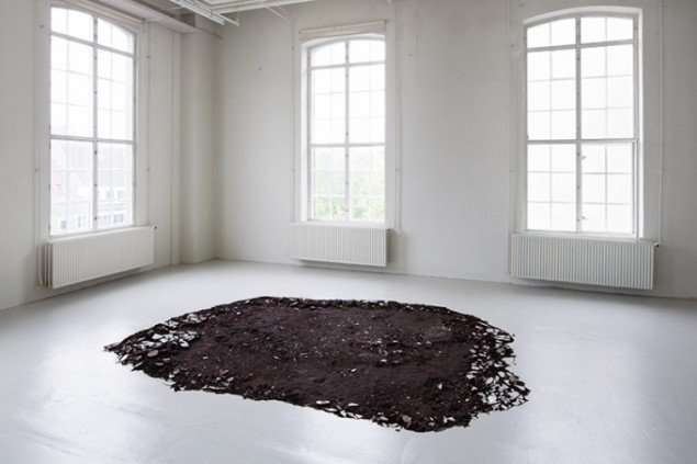 Tina Maria Nielsen: Subsurface Landscape. Foto: Anders Sune Berg