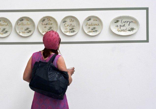 Alt_Cph retter et kritisk blik mod kunstscenens etablerede logikker. (Pressefoto)