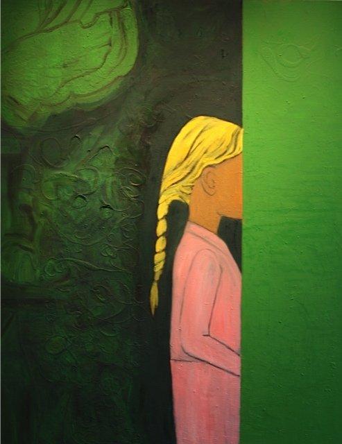 Cai Ulrik von Platen: Kapitel 8: Fem malerier med fortid. Foto: Trine Rytter Andersen