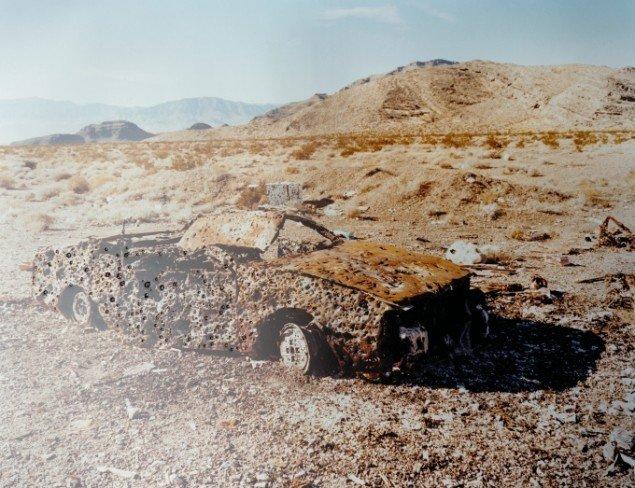 Taiyo Onorato & Nico Krebs Shot Car 2005 Image courtesy Peter Lav.