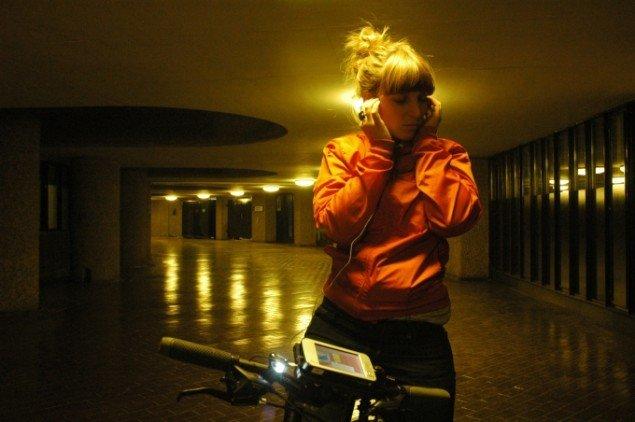 Blast Theory: Rider Spoke, 2010. (pressefoto)