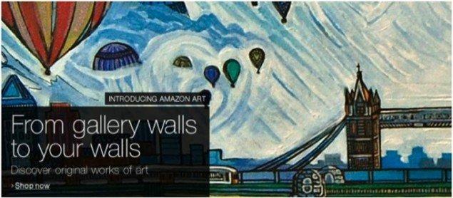 Amazon Art (Screen Dump)