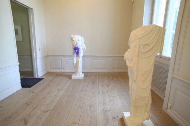 Installationsview: Malene Landgren. (Pressefoto)