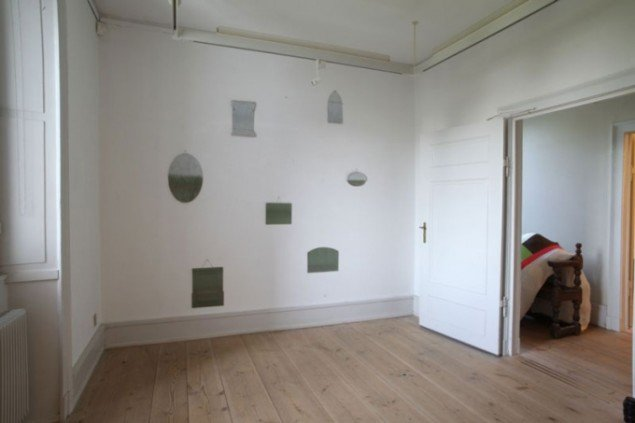 Installationsview: Marie Søndergård Lolk. (Pressefoto)