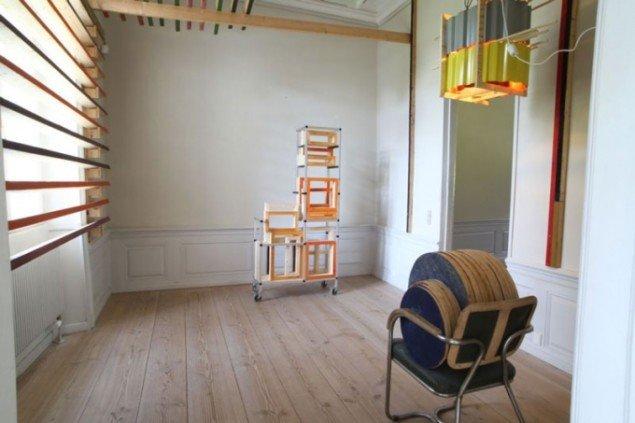 Installationsview: Torgny Wilcke. (Pressefoto)