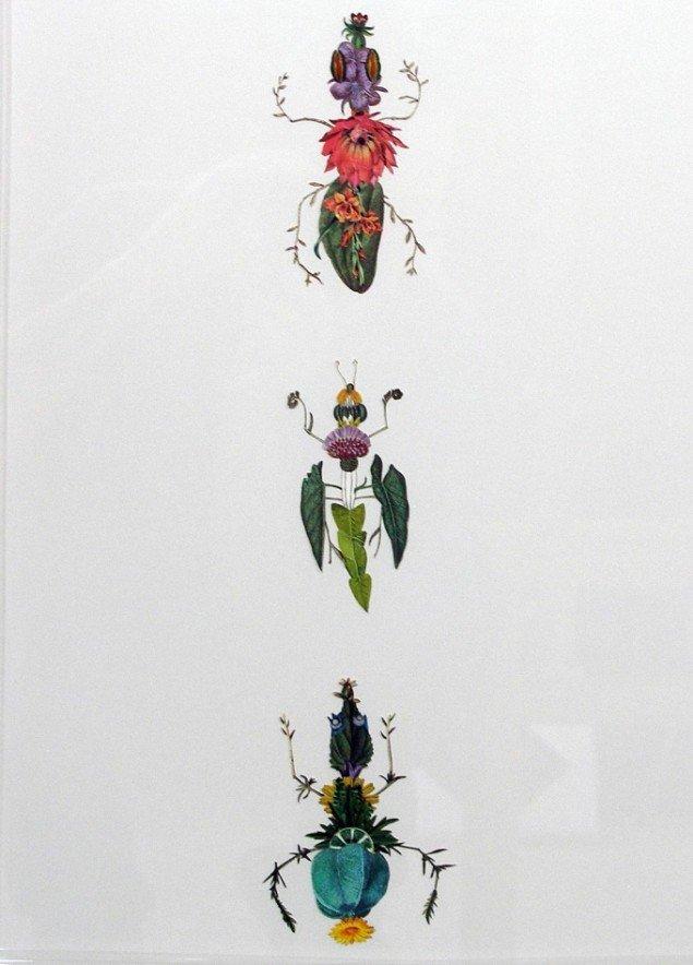 Iben Toft Nørgaards Collectors Edition, 42 x 52 cm, 2013. Foto: Iben Toft Nørgaard