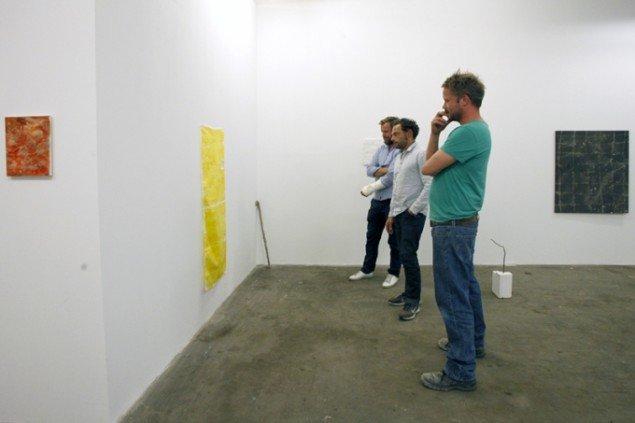 OK Corral holdte særåbent i anledning af Gallery Nighten, installationsview. Foto: Carsten Nordholdt.