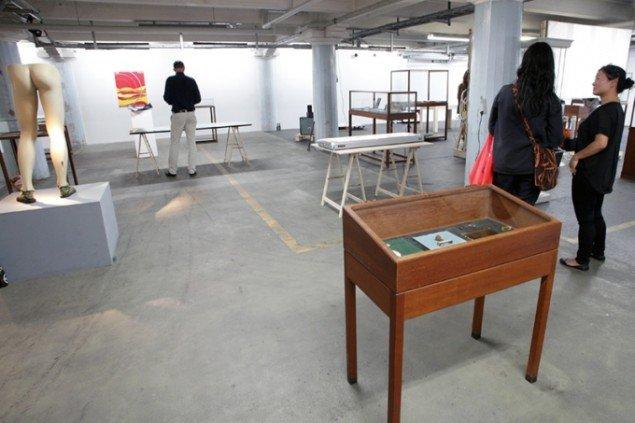Fotografisk Center holdte også særåbent i anledning af Gallery Night.