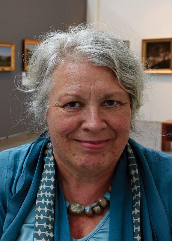 Nina Damsgaard. Foto: Søren Hauge Carlsen