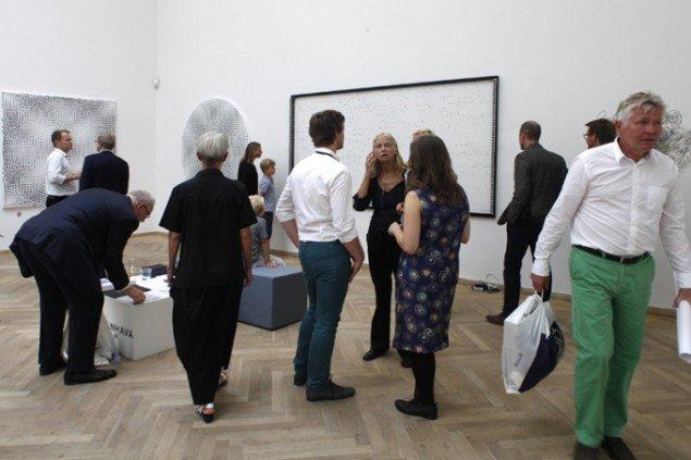 Finske Galerie Anhava. (Foto: Carsten Nordholt)