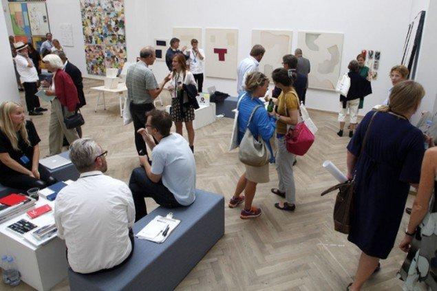 V1 Gallery og Galleri Magnus Karlsson. (Foto: Carsten Nordholt)