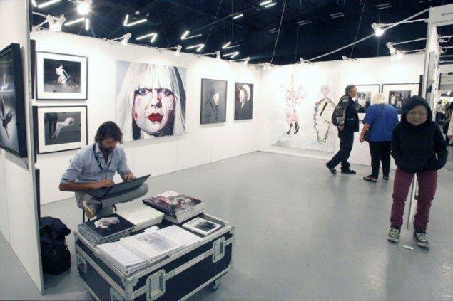 Witzenhausen Gallery (NL/US). (Foto: Carsten Nordholt)