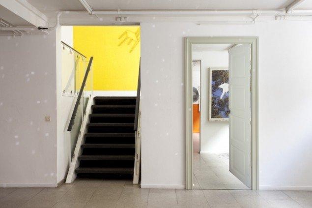 Peter Holst Henckel: Enter Before You Leave, installationview. Foto: Erling Lykke Jeppesen