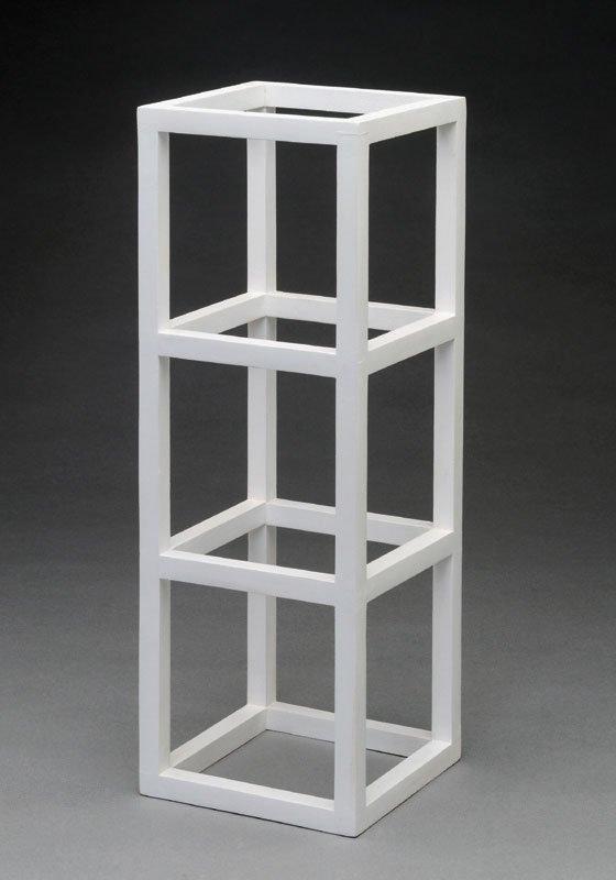 Sol LeWitt: '3 x 1 x 1', (ca.2002). Foto: Esbjerg Kunstmuseum