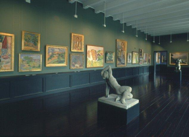 Fyns Kunstmuseum, installationsview. Foto: Presse