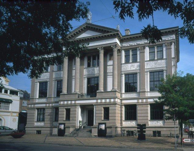 Fyns Kunstmuseum, facaden. Foto: Presse
