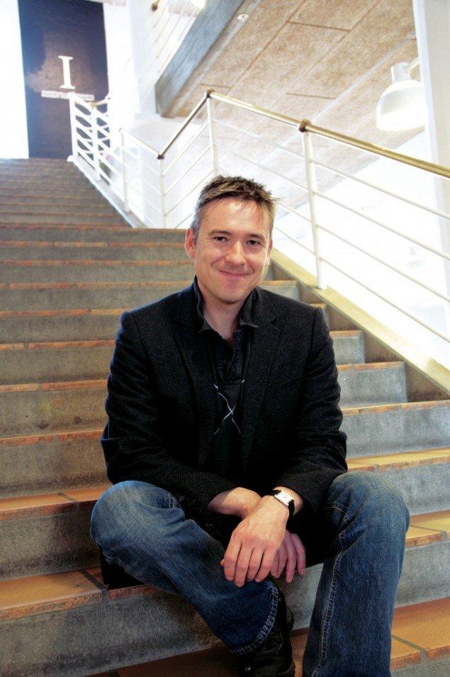 Direktør for Brandts Mads Damsbo. Foto: Presse