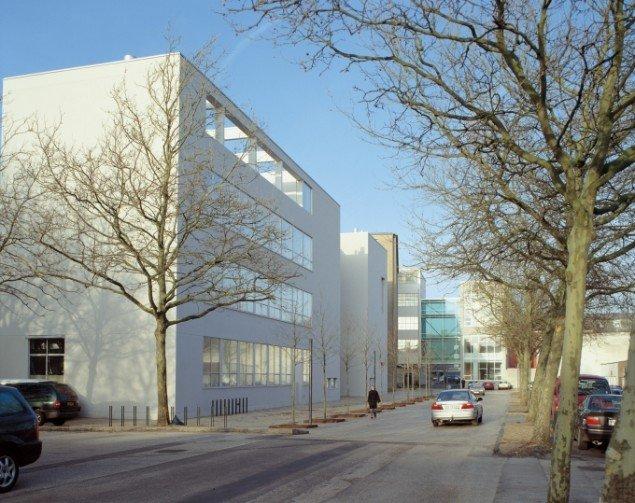 Brandts klædefabrik. Foto: Poul Pedersen