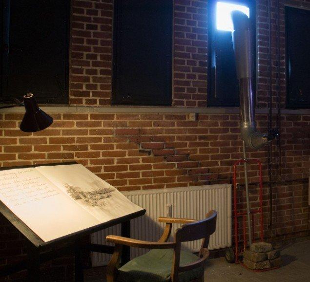 Installationsview. Foto: Kim T. Grønborg