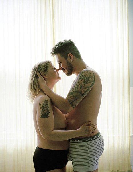 Jen Davis: Aldo and I