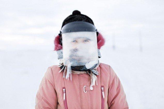 Evgenia Arbugaeva: Fra værkserien Tiksi, 2012, hvor kunstneren har fulgt en række beboere i den nordligste by i Yakutsk. Verdens nordligste befolkning.