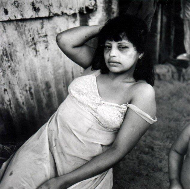 Henrik Saxgren: Callecon de la Muerte, Managua, 2000