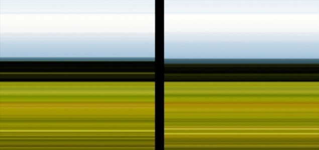 Mogens Jacobsen: Landskaber (2006/2007). Videostill.