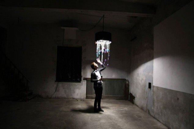 Installationen Sirene af Kajsa Magnarsson & Kaj Duncan David. (Foto: Anders Hollen Nielsen)