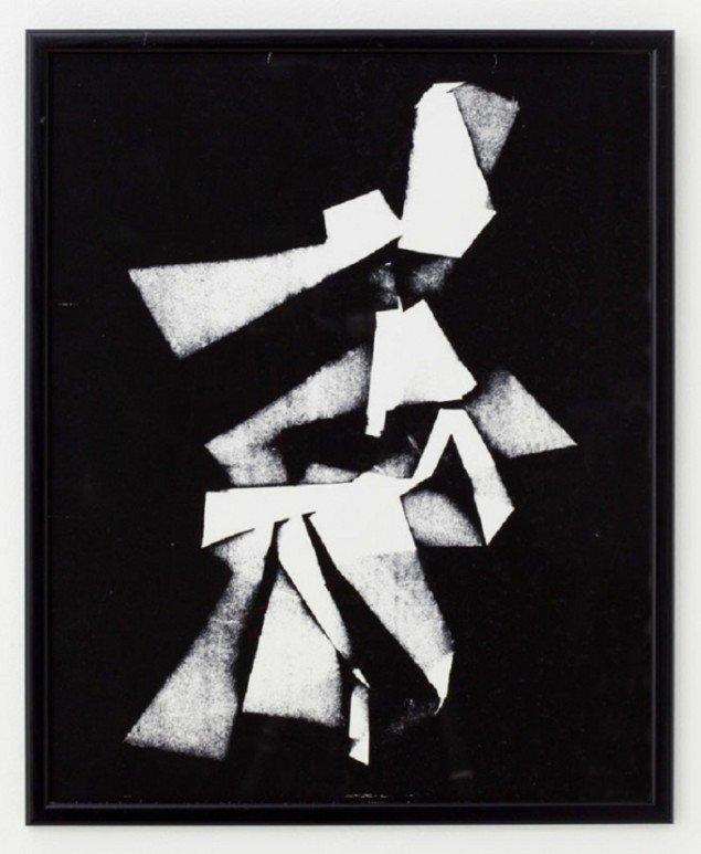 Keld Helmer-Petersen  Black Noise  2008, Print, Hahmemühle, 42x52 cm