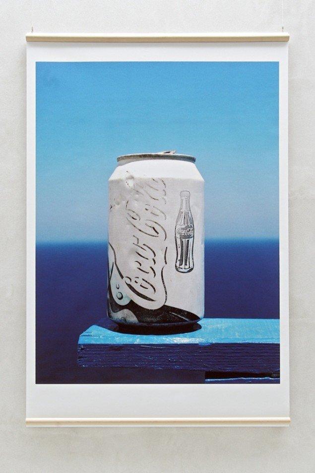 Jakob Hunosøe  Coke Light  2007, Epson enchanced matte papir, 160x236 cm, foto: Jakob Hunosøe