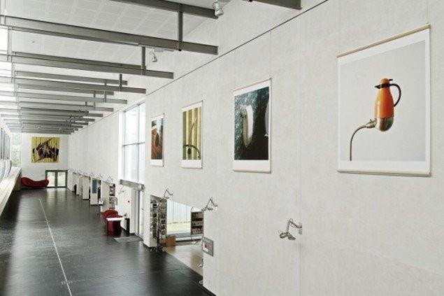 Keld Helmer-Petersen og Jakob Hunosøe i VANDREHALLEN, Installation view, foto: Jakob Hunosøe