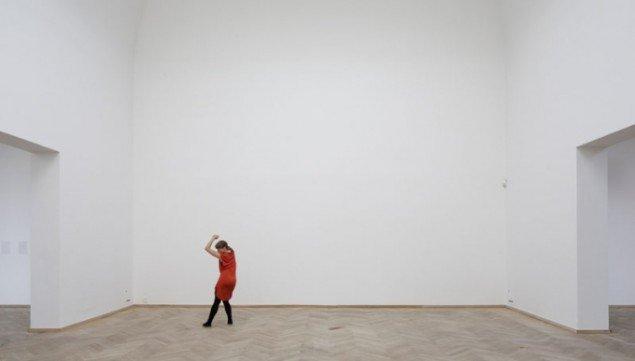 Sora Kim: Three Foot Walking, 2013, Installation shot. (Foto: Anders Sune Berg)