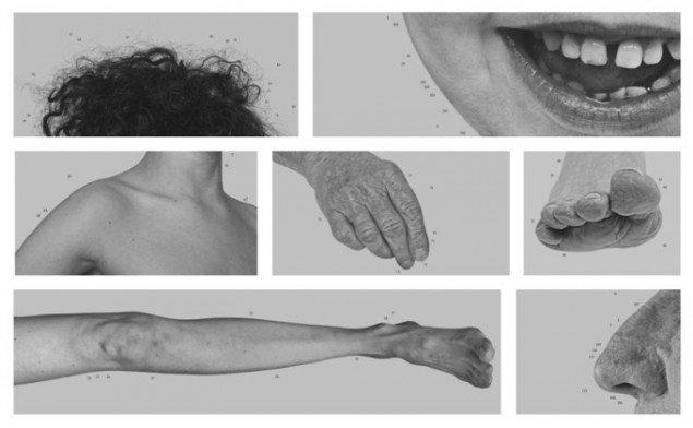 Nanna Debois Buhl: Anatomisk Atlas. (Pressefoto, Statens Kunstfond)
