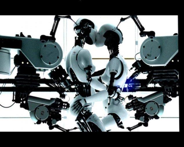 Chris Cunningham: Björk - All Is Full Of Love, 1999. Pressefoto. Universal Music / One Little Indian