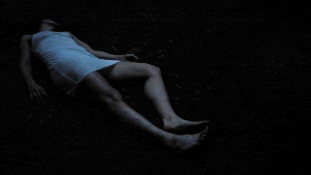 Katja Bjørn: Sov Min Elskede, 2012. Videostill. Pressefoto