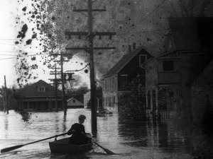 Stillbillede fra The Great Flood (2012).