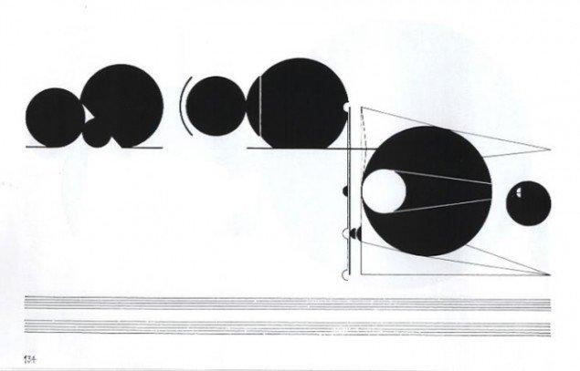 Et partitur fra Scratch Orchestra. (Pressefoto)