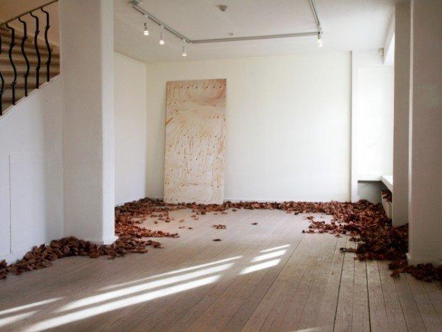 Extended Landscape  2012, installationsview, Skovhuset. Foto: Lykke Andersen