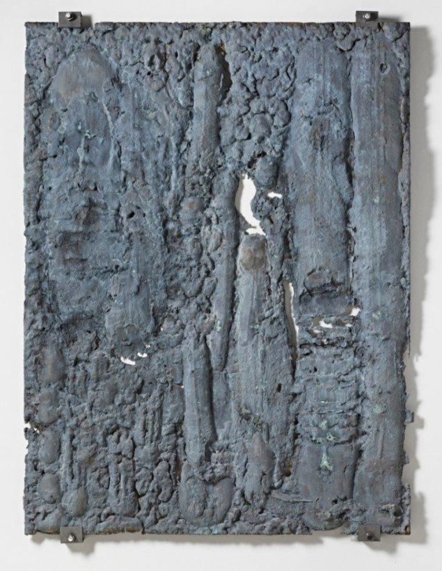 Grab IV , bronze, 234x176 cm, 2009. Foto: Horsens Kunstmuseum