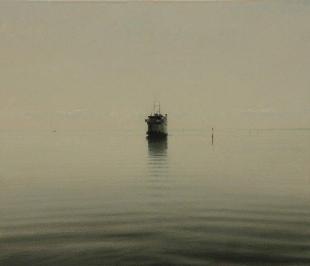Ulrik Møller Færge (Tårs), olie på lærred, 120x140 cm, 2013. Foto: Ulrik Møller