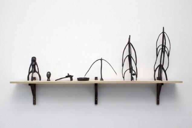Emil Westman Hertz, 2011. Installationsview fra Galleri Susanne Ottesen. Foto: Galleri Susanne Ottesen